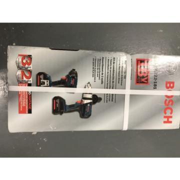 Bosch CLPK222-181 18-volt Lithium-Ion 2 Tools Combo Kits