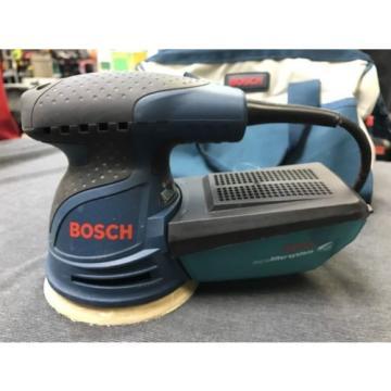 Bosch ROS20VS Variable Speed Orbit Sander W/ Bag (used) Free Shipping