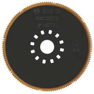 Circular Saw Blade, Bosch, OSC212TC