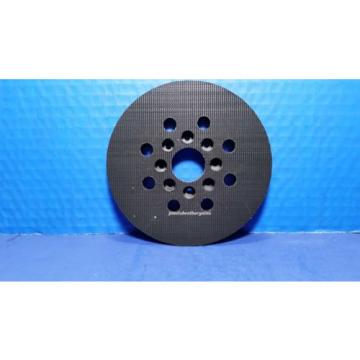 "Bosch 2610955945 RS034 Aftermarket 5"" 8 Hole Hook & Loop Random Orbit Sander Pad"