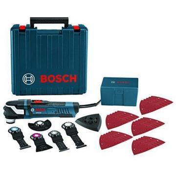 Bosch Heavy Duty Starlock Plus Oscillating Multi Tool Snap In Blade Attachment