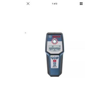 Bosch Gms 120 Multi Digital Wall Scanner