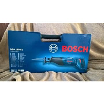 Bosch Reciprocating electric saw - brand new