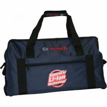 NEW! Bosch Heavy Duty Large Canvas Tool Bag with Holding Capacity of 6 Tools
