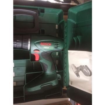 Bosch PSR18 18v Cordless Drill Driver *Bare Unit* + Carry Case