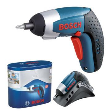 BOSCH IXO III 3.6V Professional Cordless Electric Screwdriver 220V Lithium-ion