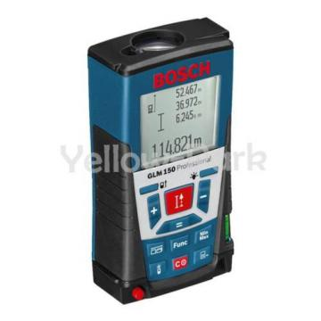 NEW Bosch GLM150 Laser Distance Measurer 150m Tools Measuring Layout Tools W