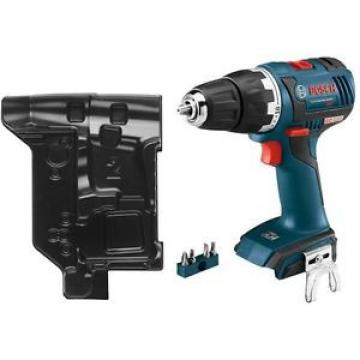 Bosch Li-Ion Driver/Drill Cordless Power Tool-ONLY 1/2in 18V Keyless DDS182-BN