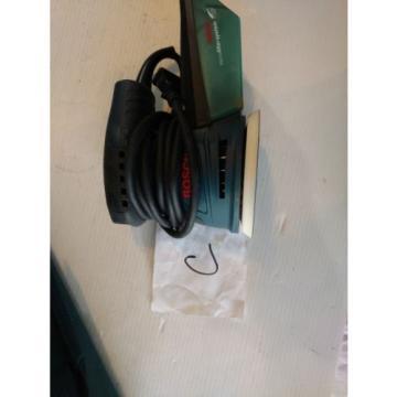 "Bosch 5"" VS Palm Random Orbit Sander Kit w/ Canvas Bag ROS20VSC"