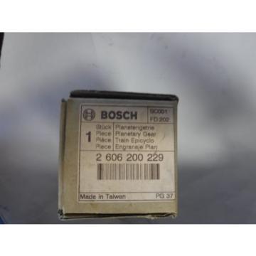 NEW BOSCH PLANETARY GEAR BOX 2 606 200 229 (B)