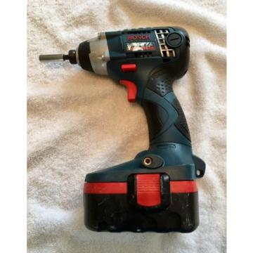 Bosch GDR 18v Impact Driver/Battery Bundle, Cordless Power Tool DIY