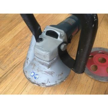 """Bosch 5"""" Concrete Surfacing Grinder 1773AK + Extras (Made in Germany) Bosch Tool"""