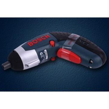 BOSCH IXO-III 3.6 V Professional Cordless Rechargeable Portable Screwdriver Set