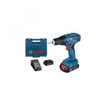 GSR1800-LI Bosch Drill Driver 2X1.5Ah Li-Ion