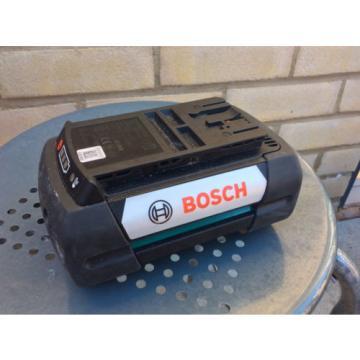 BOSCH 36 VOLT 4.0 AH LI-ION BATTERY 2607337047 - FREE SHIPPING