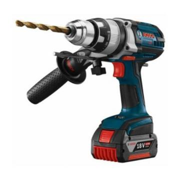 18-Volt Lithium-Ion Brute Tough Cordless Hammer Drill/Driver Kit With Batteries