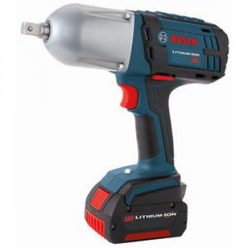 "Bosch 18V High Torque 1/2"" Impact Wrench HTH181-01 New"