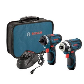 New Compact 12-Volt Max Lithium-Ion Drill/Driver and Impact Driver Combo Kit