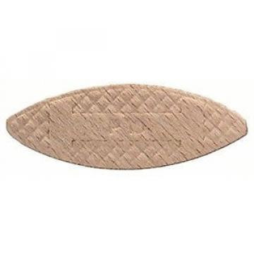 Bosch 2607000797 - 50 Tasselli piatti per legno, misura 10