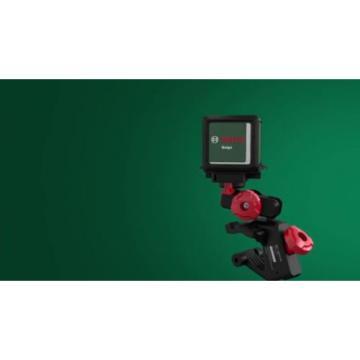 Bosch Quigo Cross Line Laser With MM02 Mount FREE POST UK