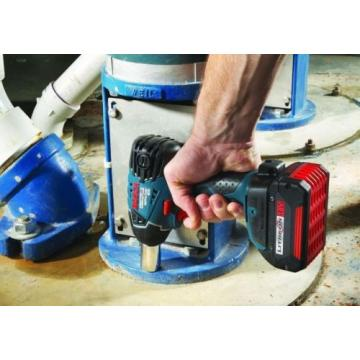 New Home Durable Heavy Duty 18-Volt Lithium-Ion 1/2 in. Impact Wrench Kit