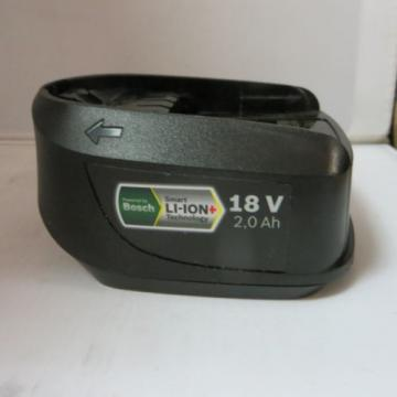 Bosch POWER4ALL 18v Cordless Lithium Ion Battery 2ah for Green POWER4ALL Tools