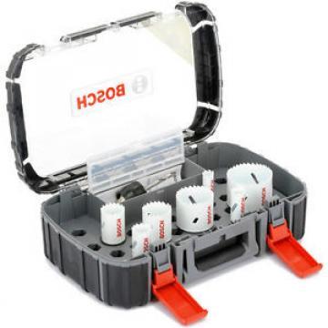BOSCH Holesaw 7 Piece Set - 16/20/25/32/40/51/64mm - Power Change