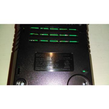 *NEW* Genuine Bosch BC660 14.4V - 18V Lithium-Ion Battery Charger 110 Volt