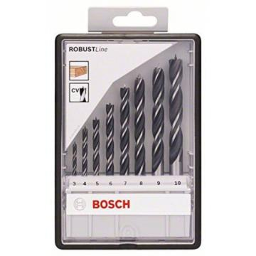Bosch 2607010533 Brad Point (8-Piece) NEW