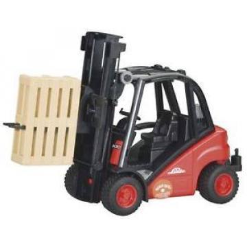 New Bruder Toys ProSeries Linde Fork Lift Truck - Bruder 02511 -  1:16 Scale