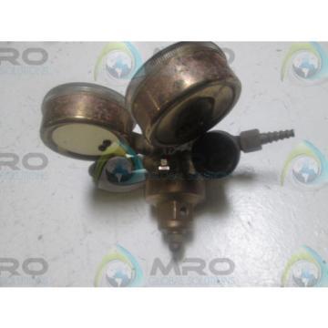 LINDE UPE-3-150-580 GAS REGULATOR *USED*