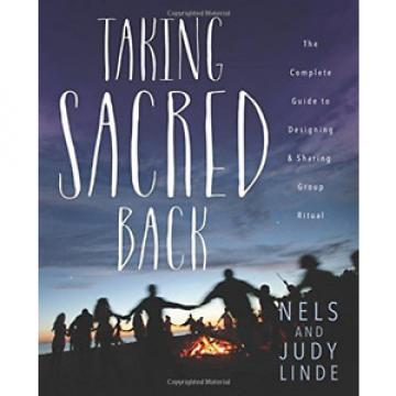 NELS LINDE & JU-TAKING SACRED BACK  (UK IMPORT)  BOOK NEW