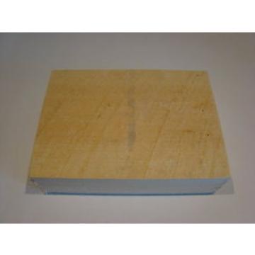 Linde 20x14,5x2,5cm Lindenholz Holz Schnitzholz Klotz Drechselholz 1m=14€