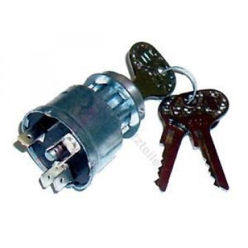 Zündschloss E30 für Linde (5 Pin, 2 Stellungen, Länge: 56 mm)