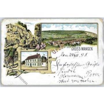51335217 - Grosswangen 1898, Steinbruch, Gasthof Zur Linde Preissenkung