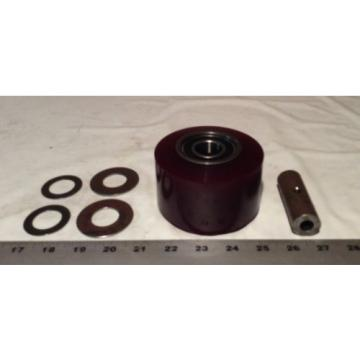 166695 Linde Wheel Kit (STDPOLY) Sku-08160408C