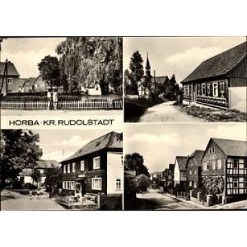 Ak Horba Königsee Rottenbach in Thüringen, Gaststätte Zur Linde,... - 1528941