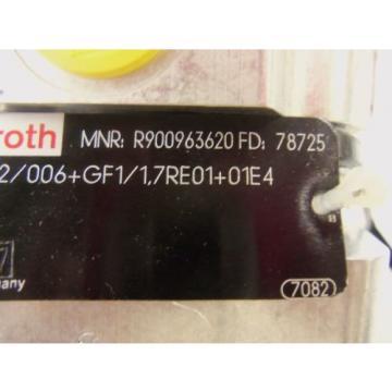 REXROTH Mexico china PGF2-22/006RE01VE4K *NEW NO BOX*