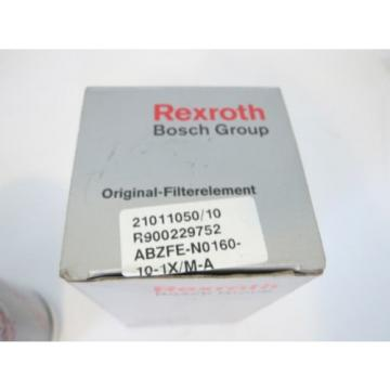 "New India Russia Bosch Rexroth R900229752 4.5"" Hydraulic Filter Element Cartridge ABZFE-N0160"