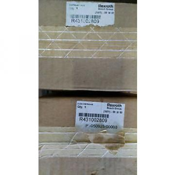 Rexroth Singapore Dutch R431002809 H-2-E Control air Valve