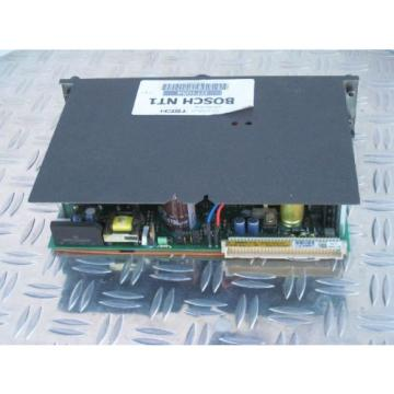 BOSCH Australia Dutch Rexroth 1070071376-101 Power Supply NT1