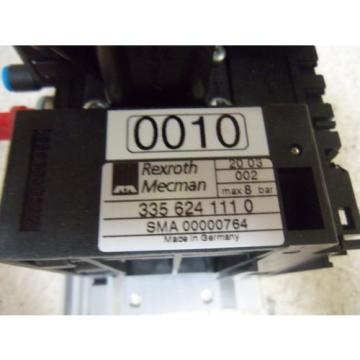 REXROTH Japan Russia 3356241110 *NEW NO BOX*