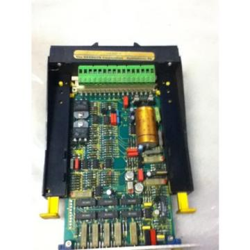 USED Australia Egypt REXROTH VT5006-S16-R1 AMPLIFIER MODULE