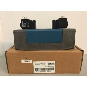 NIB France USA Bosch Rexroth GS-040042-02626 R432006290 Pneumatic Directional Valve