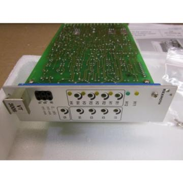 NEW Greece Canada REXROTH VT3006-36 ANALOG AMPLIFIER PC BOARD VT300636