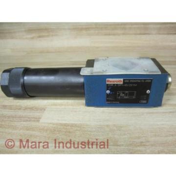 Rexroth Italy Australia Bosch R900409965 Valve ZDR 6 DP1-43/25YM - New No Box