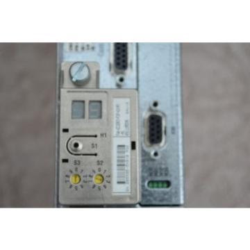 REXROTH Mexico Canada INDRAMAT DKCO3.3-040-7-FW ECODRIVE CONTROLER