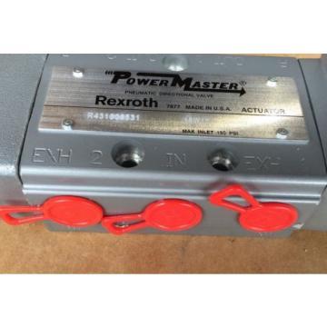 Rexroth USA Korea PT34101-115 Power Master Valve