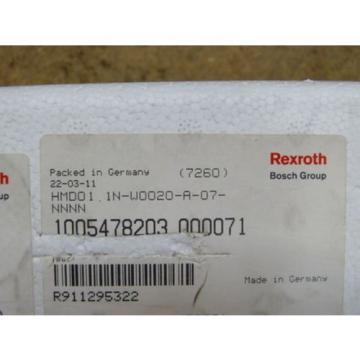 Rexroth Greece Japan HMD01.1N-W0020-A-07-NNNN   Doppelachs - Wechselrichter   > ungebraucht!