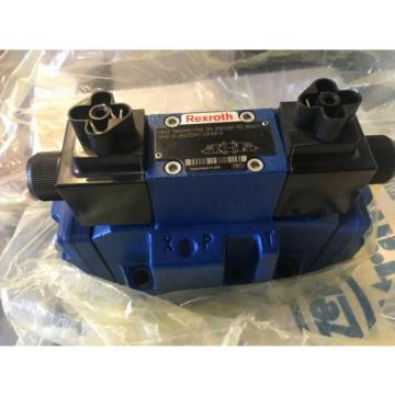 REXROTH Dutch India DIRECTIONAL VALVE 4WEH16G72/6EW110N9K4-R900924030-NEW